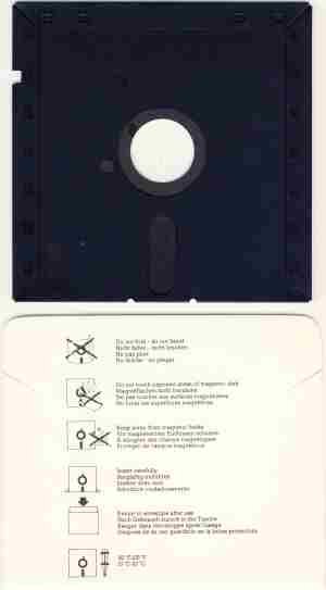 Disk and Cover
