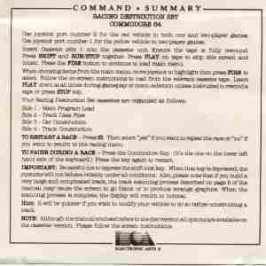 Command Summary Card